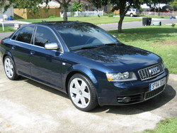 audis4lover05s 2005 Audi S4