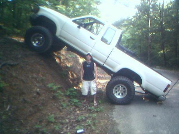 Another Vines4x4 1995 Toyota Tacoma Xtra Cab post... - 6927395