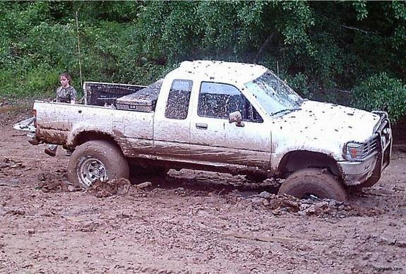 Another Vines4x4 1995 Toyota Tacoma Xtra Cab post... - 6927397