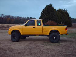 ncyfzryder64 2002 Ford Ranger Regular Cab