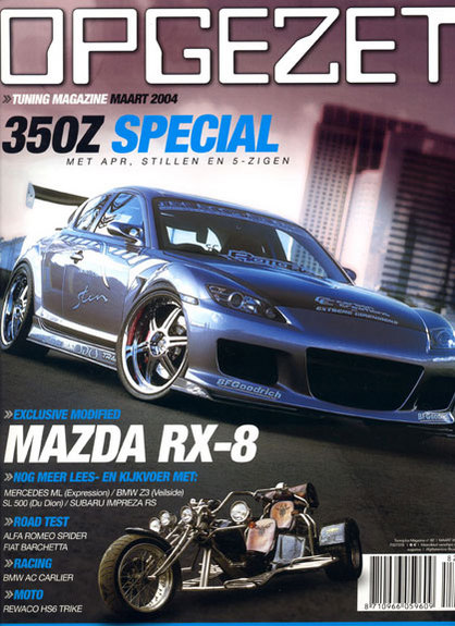 Another Hookupshop 2004 Mazda Rx 8 Post Photo 6928204