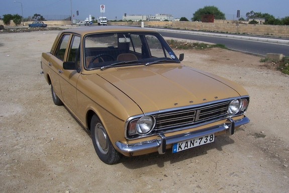 Another terenztercel 1971 Ford Cortina post... - 6928587