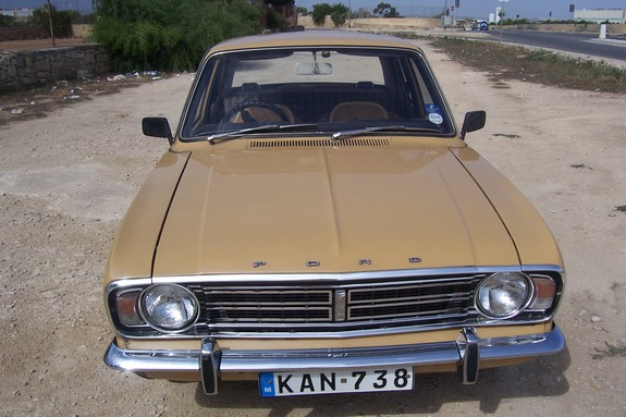 Another terenztercel 1971 Ford Cortina post... - 6928591