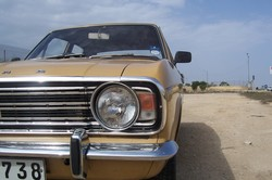 terenztercel 1971 Ford Cortina