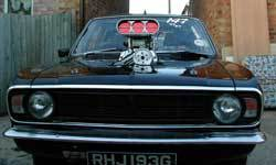 Another terenztercel 1971 Ford Cortina post... - 6928603