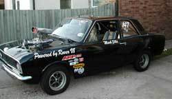 Another terenztercel 1971 Ford Cortina post... - 6928604