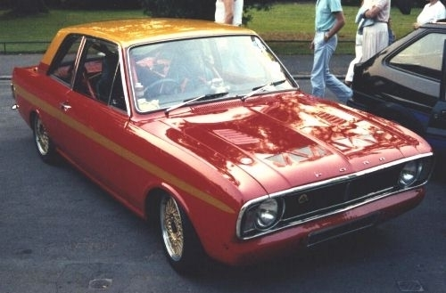 Another terenztercel 1971 Ford Cortina post... - 6928613