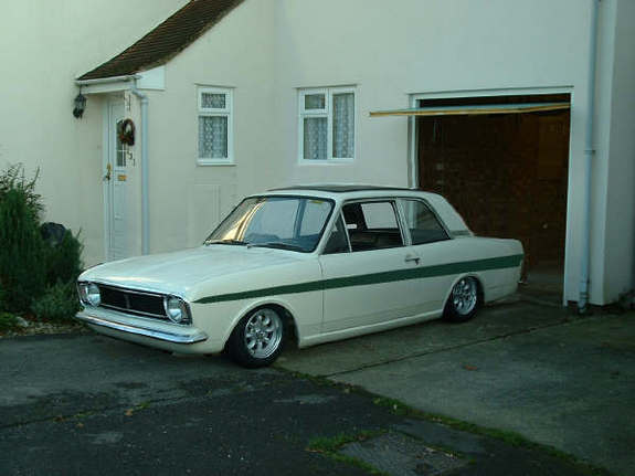 Another terenztercel 1971 Ford Cortina post... - 6928614