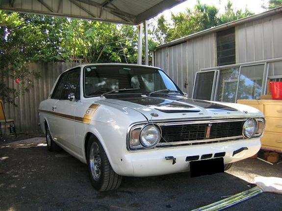 Another terenztercel 1971 Ford Cortina post... - 6928615