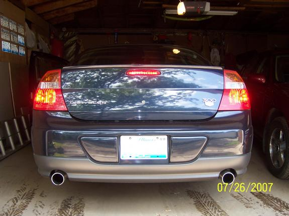 Another JAVIDOGG 2003 Chrysler 300M post... - 6928942
