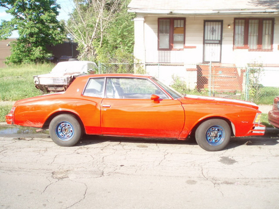 Another untouchables187 1978 Chevrolet Monte Carlo post... - 7005791
