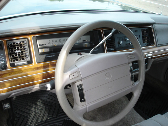 peniesandginas 1991 Mercury Grand Marquis Specs Photos