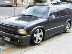 melski415s 1996 Chevrolet Blazer