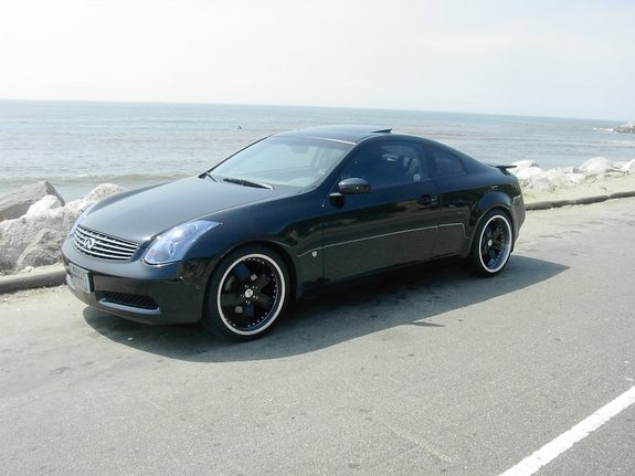 Another drunkinmaster 2004 Infiniti G post... - 6930287