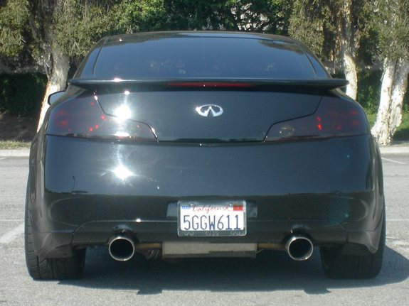 Another drunkinmaster 2004 Infiniti G post... - 6930311