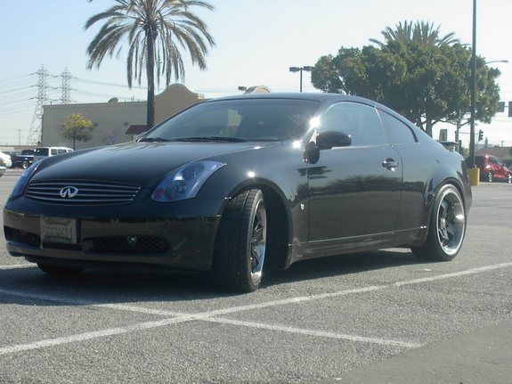Another drunkinmaster 2004 Infiniti G post... - 6930312