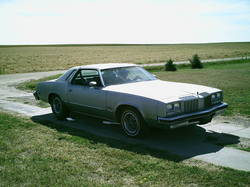 NeStang 1977 Oldsmobile Cutlass Supreme