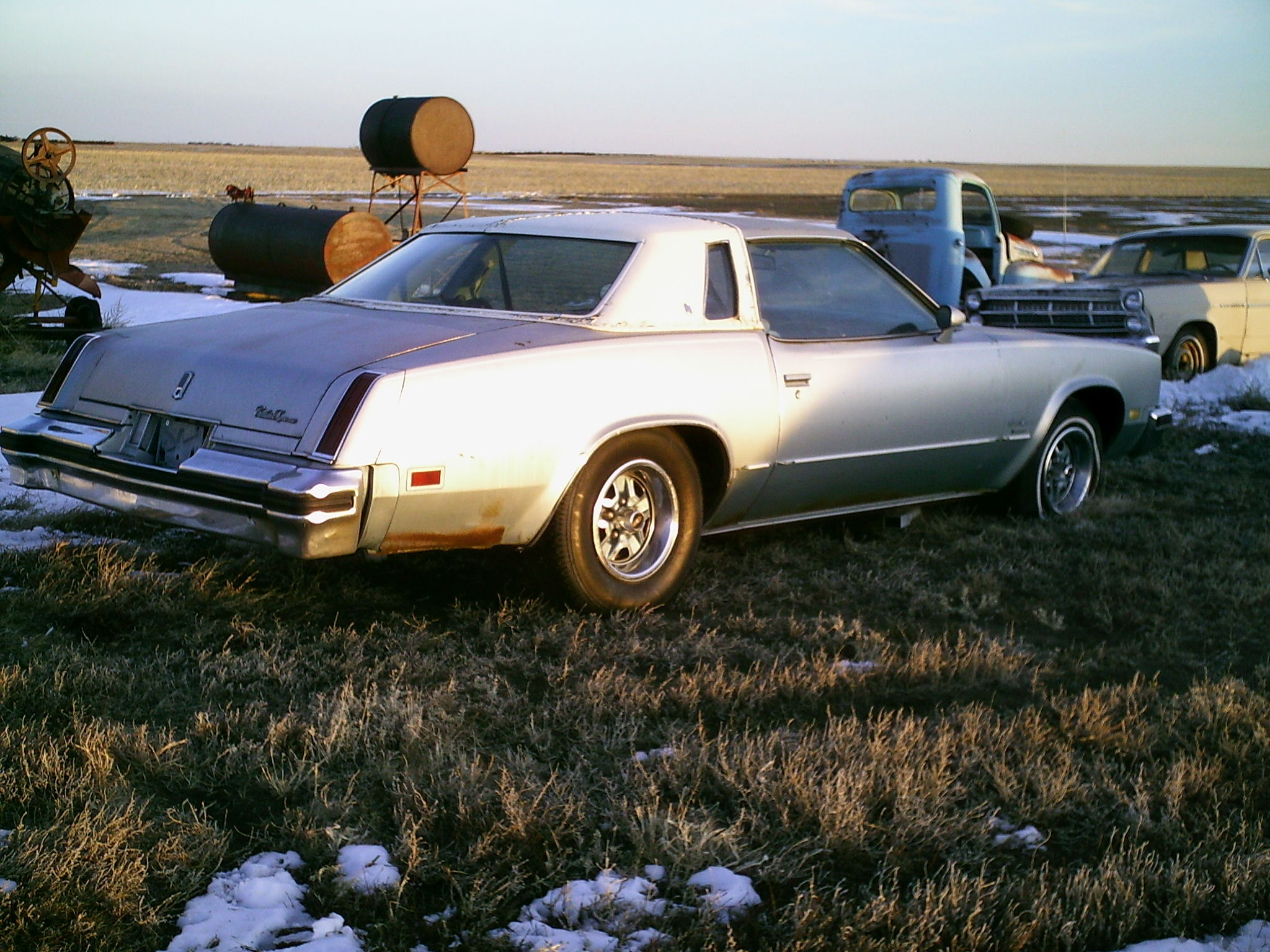 NeStang 1977 Oldsmobile Cutlass Supreme 6931569