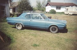 OldVarts 1966 Plymouth Valiant