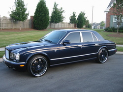 704SHEEN 2001 Bentley Arnage