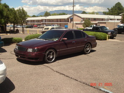 erabbit77s 1997 Infiniti I