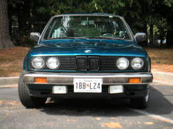Racer8at4heart 1984 BMW 3 Series