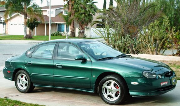 Lotusjames 1999 Ford Taurus Specs Photos Modification