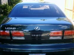 ARCHANGELRACERs 1993 Lexus GS