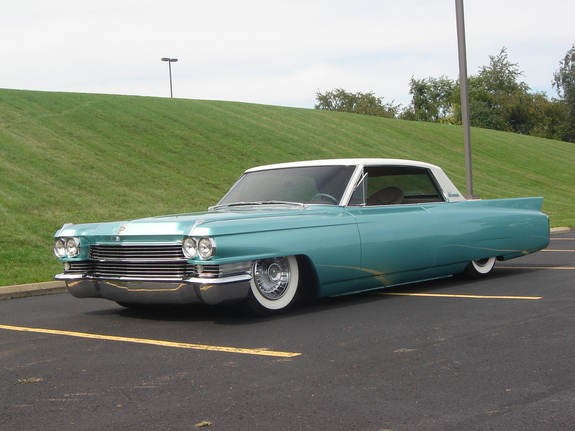 flyinlow63 1963 Cadillac DeVille Specs, Photos, Modification Info at
