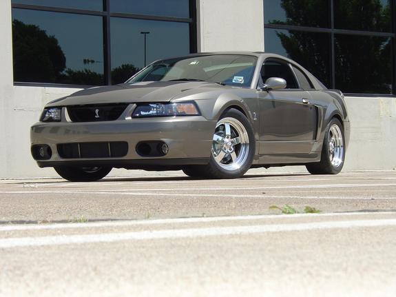 xtremejc's 2003 Ford Mustang