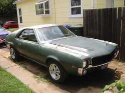 FWG002s 1968 AMC AMX
