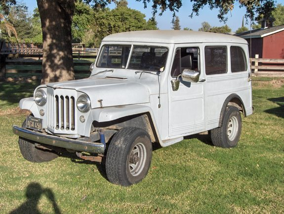 willysk5's 1954 Willys Wagon