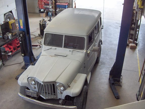 willysk5 1954 Willys Wagon 6941214