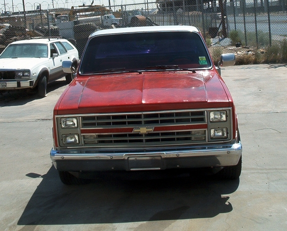 Another gilSX4 1985 Chevrolet C/K Pick-Up post... - 6938800