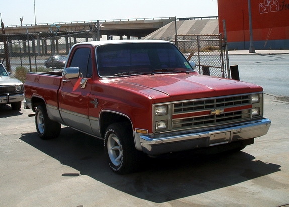 Another gilSX4 1985 Chevrolet C/K Pick-Up post... - 6938802