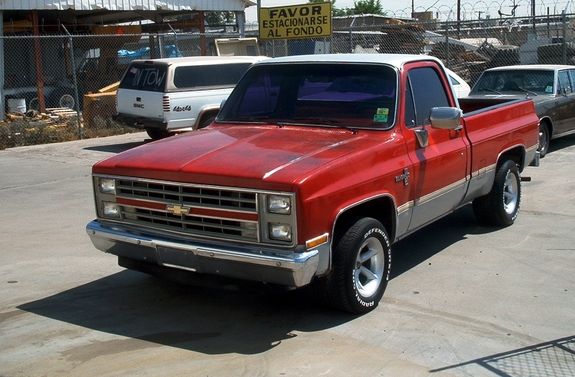 Another gilSX4 1985 Chevrolet C/K Pick-Up post... - 6938804