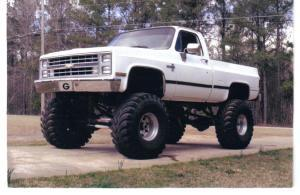 hill454's 1987 Chevrolet Silverado 1500 Regular Cab