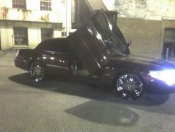 NastyLincoln_MD 1998 Lincoln Town Car