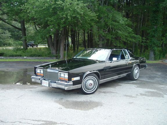 Stclear 1982 Cadillac Eldorado Specs Photos Modification Info At Cardomain