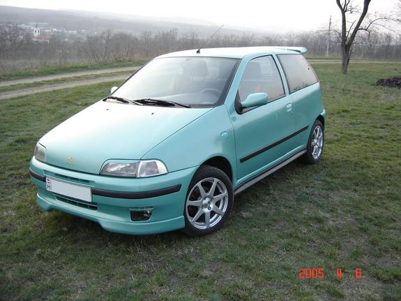 prostree 1998 fiat punto specs photos modification info at cardomain. Black Bedroom Furniture Sets. Home Design Ideas
