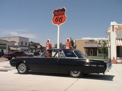 black62tbird 1962 Ford Thunderbird