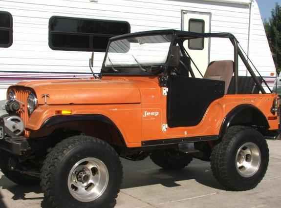 Nissan Of Visalia >> ThatCrzyBrunette 1973 Jeep CJ5 Specs, Photos, Modification ...