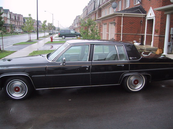 Another Shinobi_GT 1981 Cadillac DeVille post... - 6945846