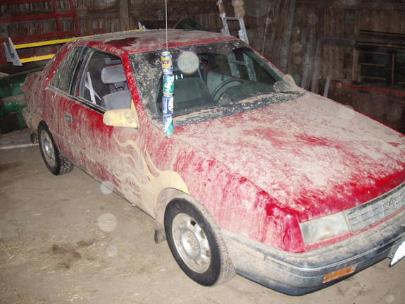 Another stevees 1989 Plymouth Sundance post... - 6946282