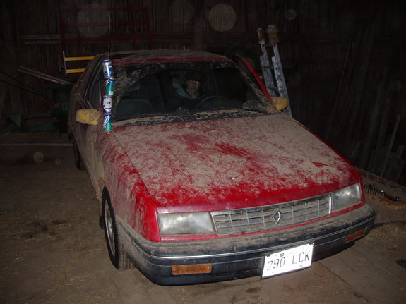 Another stevees 1989 Plymouth Sundance post... - 6946283