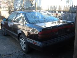 MX6crazys 1988 Mazda MX-6