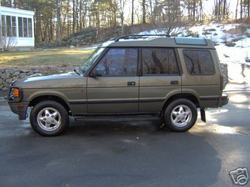 2LtRyan 1996 Land Rover Discovery