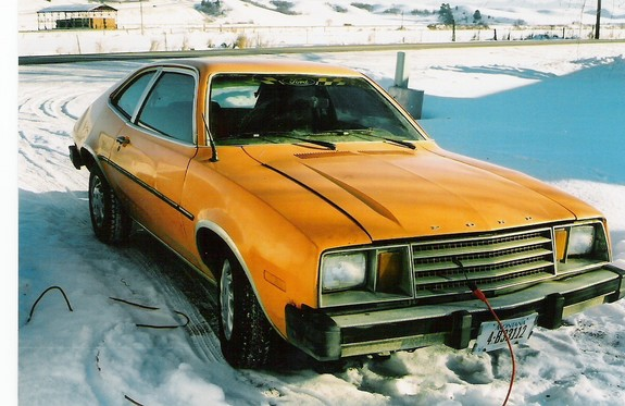 Another clay_tablet 1980 Ford Pinto post... - 7391516