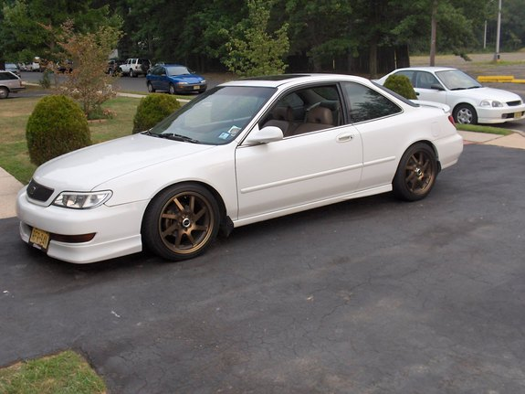 JdmwhiteCL 1999 Acura CL 21190680001 Large