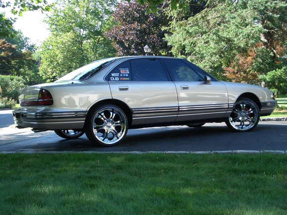 ryankoch 1994 oldsmobile 88 specs  photos  modification
